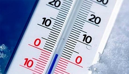 На Алтае похолодает до -18 градусов