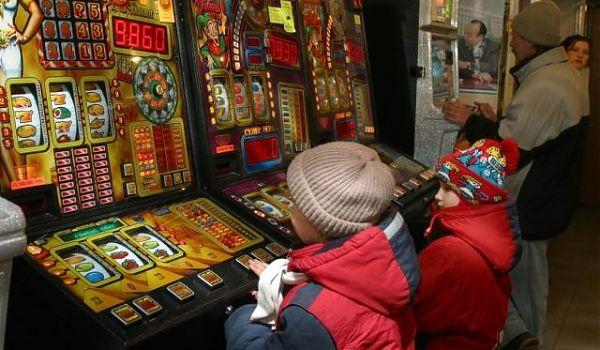 Российские игровые автоматы игровые автоматы г киров лотоновъ
